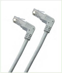 U/UTP unshielded twisted 4 pairs category 5e patch cord